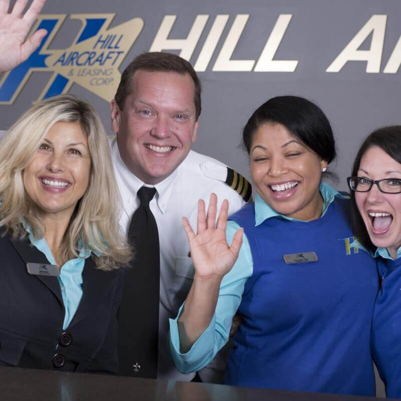 Hill Aircraft, Atlanta